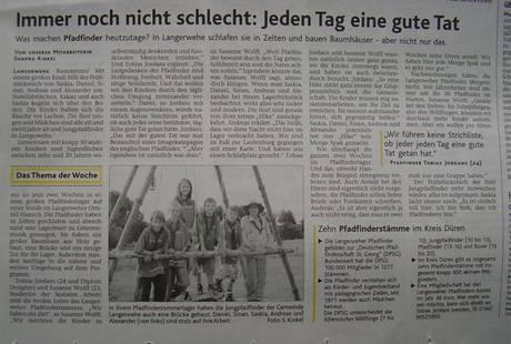 Presseartikel Dürener Nachrichten