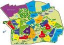 Jamboree - Campsite map